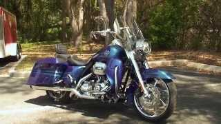 10. 2013 Harley Davidson CVO Road King   - Used Motorcycle for sale