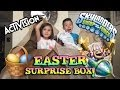 Skylanders Swap Force EASTER SURPRISE BOX!