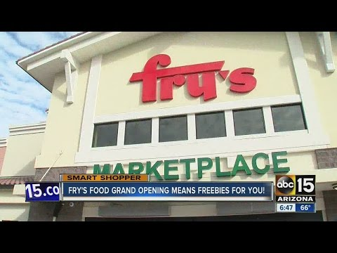 Fry's celebrating new location's opening with free gift cards