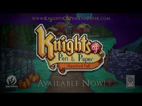 Video of Knights of Pen & Paper +1