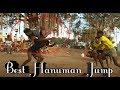 Hanuman Jump by TamilNadu kabaddi player