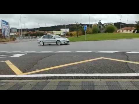 Conducción temeraria en Palencia
