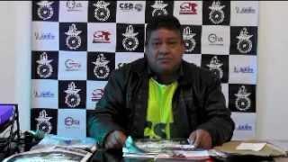 Edson Barros, diretor do Sindicato, fala sobre PLR