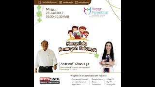 Tips Parenting Happy Parenting with Novita Tandry Episode 22: Mengelola Keuangan Keluarga