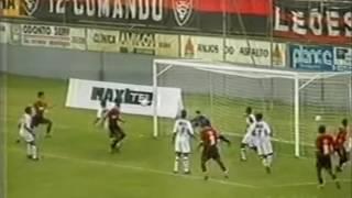 Vitória 3 x 1 Juazeiro - Campeonato Baiano de 2000