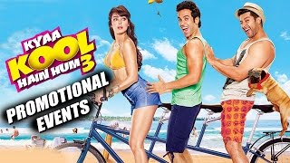 Nonton Kyaa Kool Hain Hum 3  2016  Movie Promotional Events   Tusshar  Aftab  Mandana  Gizele Film Subtitle Indonesia Streaming Movie Download