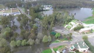 Corowa Australia  city photos : Corowa Floods 2016