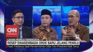 Video Faisal Basri: Resep Swasembada Orde Baru Jangan Ditiru! | Layar Pemilu Tepercaya MP3, 3GP, MP4, WEBM, AVI, FLV Desember 2018