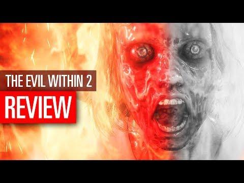 The Evil Within 2 REVIEW / Unser Test zum Survival-Horror-Spiel