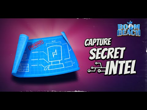 Beach - How to collect intel in Boom Beach! - Sneak Peek #2! Boom Beach & Clash of Clans Gameplay! High Level, Strategy, Updates & more! ✓Subscribe Today!: http://goo.gl/2qkJ8I ✓Get Free Gems...
