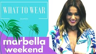 Marbella weekend with SilkFred
