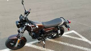 9. 2018 Kymco Spade First Ride