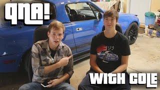 QNA WITH COLE! (Favorite car, Turbo stuff, & more)