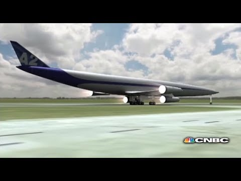 Mach 5 aircraft technology | The Edge | CNBC International