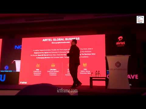 (Airtel Global Business Solutions at SUBISU Conclave - Duration: 6 minutes, 39 seconds.)