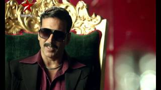 Akshay Kumar on India's Dancing Superstar Grand Finale
