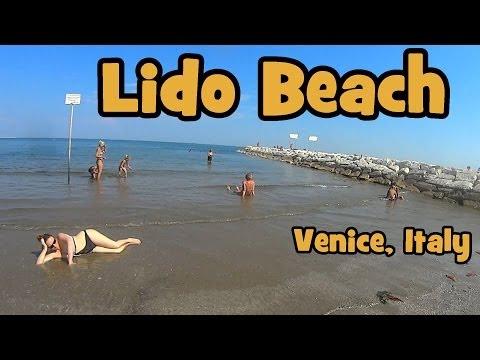 Lido Beach - Venice, Italy - Da Time Machine - quatre