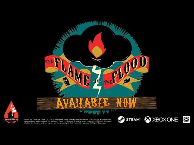 Видео к игре The Flame in the Flood