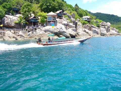 Thailand – Koh Samui Love You Long Time