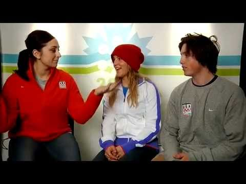 Greg Bretz - Snowboarding duo Elena Hight & Greg Bretz discuss the 2010 Winter Olympic games, chicken nugget eating contests, and their Valentine's Day plans.
