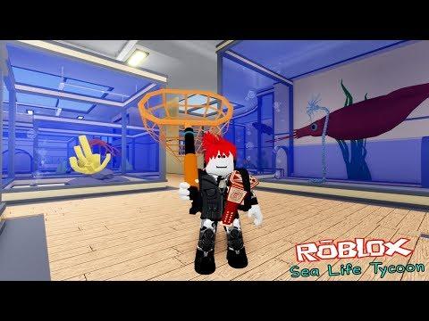 Roblox : Sea Life Tycoon จับปลาทะเลสดๆ เพื่อสร้าง อควาเรียม