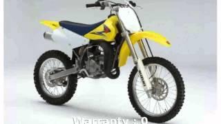 2. 2008 Suzuki RM 85 - Walkaround