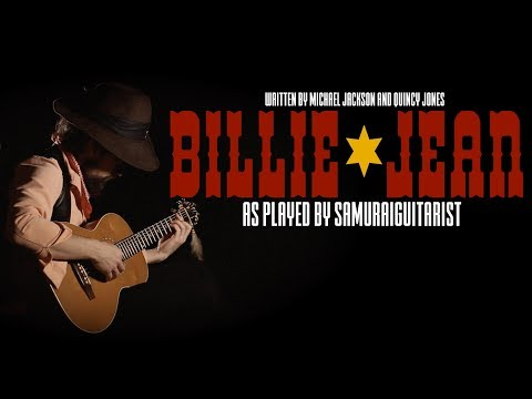 A Fantastic Cover of Michael Jackson s Billie Jean Performed in the Style of a Spaghetti Western