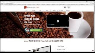 HD2Menus Software Training Videos