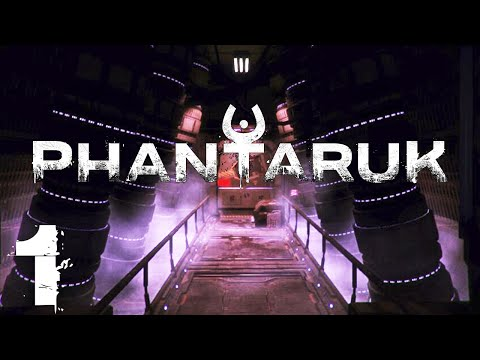 Phantaruk – Part 1, Atmospheric Space Survival Horror Game (Gameplay / Walkthrough)