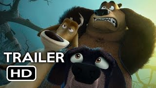 Nonton Open Season  Scared Silly Official Trailer  1  2016  Animated Movie Hd Film Subtitle Indonesia Streaming Movie Download
