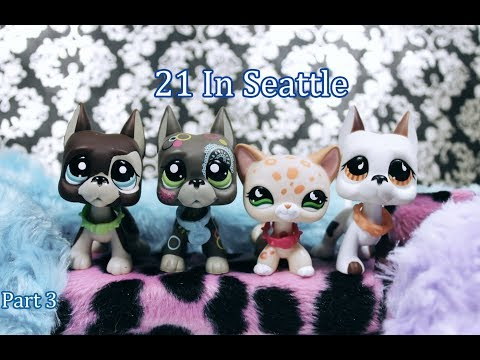 Littlest Pet Shop: 21 In Seattle (the Movie) - Part 3 - Final