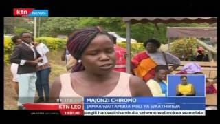 KTN Leo: Jamaa Wa Waathiriwa Mandera Watambua Miili Ya Wapendwa Wao Chiromo, 26/10/16