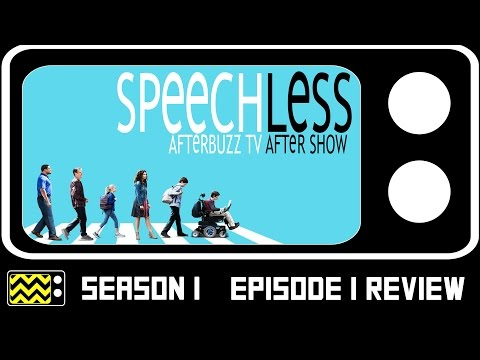 Speechless Season 1 Episode 1 Review & After Show | AfterBuzz TV