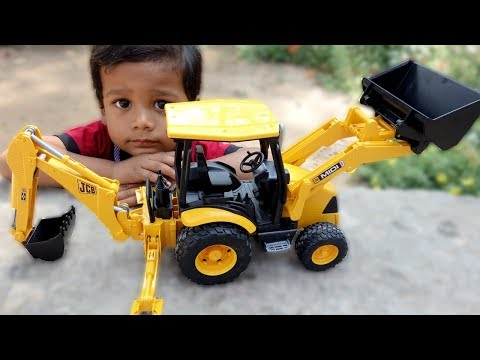 Video Kids Unboxing Bruder JCB | kids Playing with JCB | Video For Children | kids TV download in MP3, 3GP, MP4, WEBM, AVI, FLV January 2017