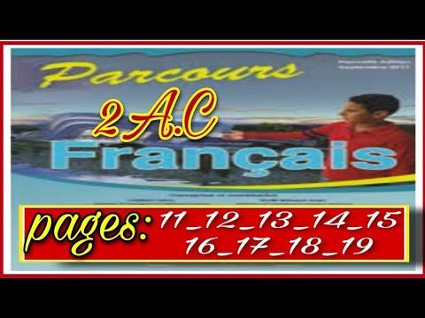 #parcours #français #2A.C # concevoir la une d'un journal scolaire