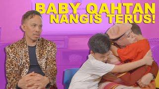 Video Baby Qahtan Nangis Terus Kaki Mommy Kejepit Kursi | Muntaz 1 Juta Subscribers MP3, 3GP, MP4, WEBM, AVI, FLV April 2019