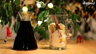 Przepis na grzane wino