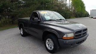 5. 2003 Dodge Dakota SXT Regular Cab 4X2 | Trucks Under $10,000 | Martinsville, IN | P10712A