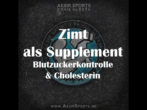 Zimt als Supplement – Blutzuckerkontrolle & Cholesterin