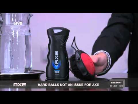 Banned Perv Axe Commercial Part 2