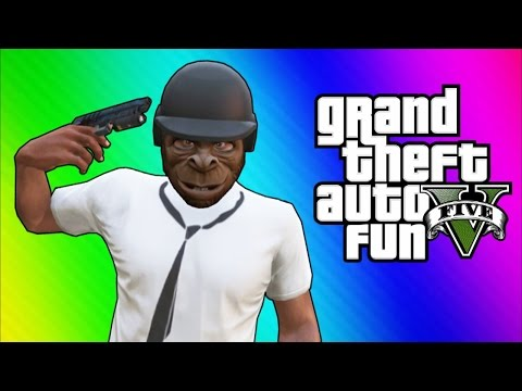 GTA 5 Online Funny Moments – Bullet Proof Helmet, Trolling Ohm, ATV Fun!