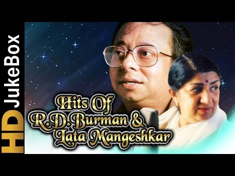 Download Hits Of R.D.Burman & Lata Mangeshkar | Evergreen Melodious Romantic Songs | Classic Hindi Songs hd file 3gp hd mp4 download videos