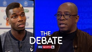 Video Will Pogba leave Man United after his comments about Mourinho? | The Debate | Wright & Sidwell MP3, 3GP, MP4, WEBM, AVI, FLV Desember 2018