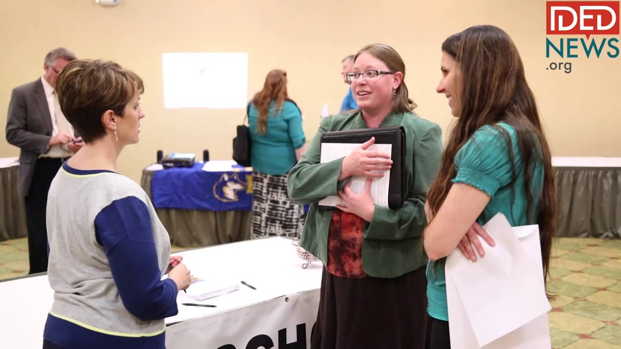 Administrators, job-seekers look to the future