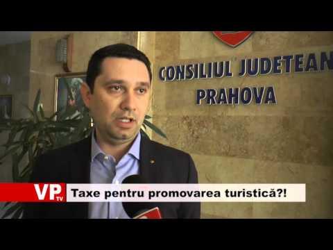 Taxe pentru promovarea turistică?!