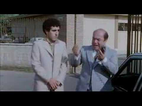"""""""qui è il commissario auricchio"""" - lino banfi"""