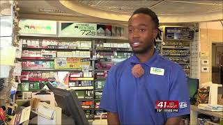 MACON, Georgia (41NBC/WMGT) – $700 million dollars–that's how much was estimated for the most recent jackpot drawing.