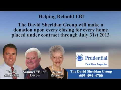 Rebuild LBI | David Sheridan Group Prudential Zack | LBI TV 6-13