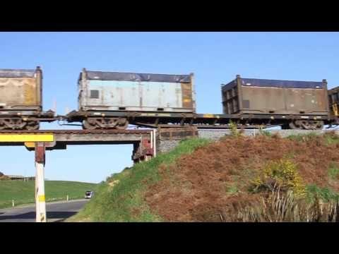 KiwiRail Southland Push/Pull Coalie