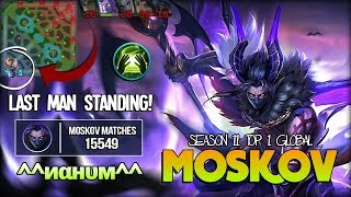 Video Insane COMEBACK!! Enemy Full Tower?! 15549 Match Moskov by ^^иαнυм^^ ~ Mobile Legends MP3, 3GP, MP4, WEBM, AVI, FLV Agustus 2019